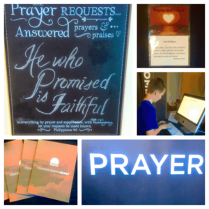 24/7 Prayer at Central Christian Church Ahwatukee. Moments of Hope - #MomentsofHope - Lori Schumaker