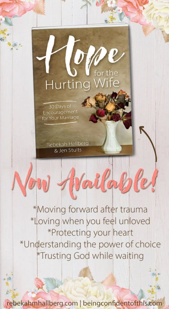 Hope for the Hurting Wife | book