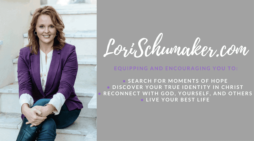 Reconnect with God, yourself, and others | purpose | hope | Identity | Inspirational Christian Speaker
