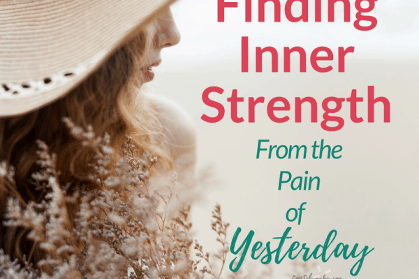 As much as it hurts to be hurt by others, that pain has the potential to give us inner strength. If we walk through the pain well, we walk away empowered, wiser, and stronger. #innerstrength #godslove #hope #betrayed #rejected #overcomer #redemption #prayer