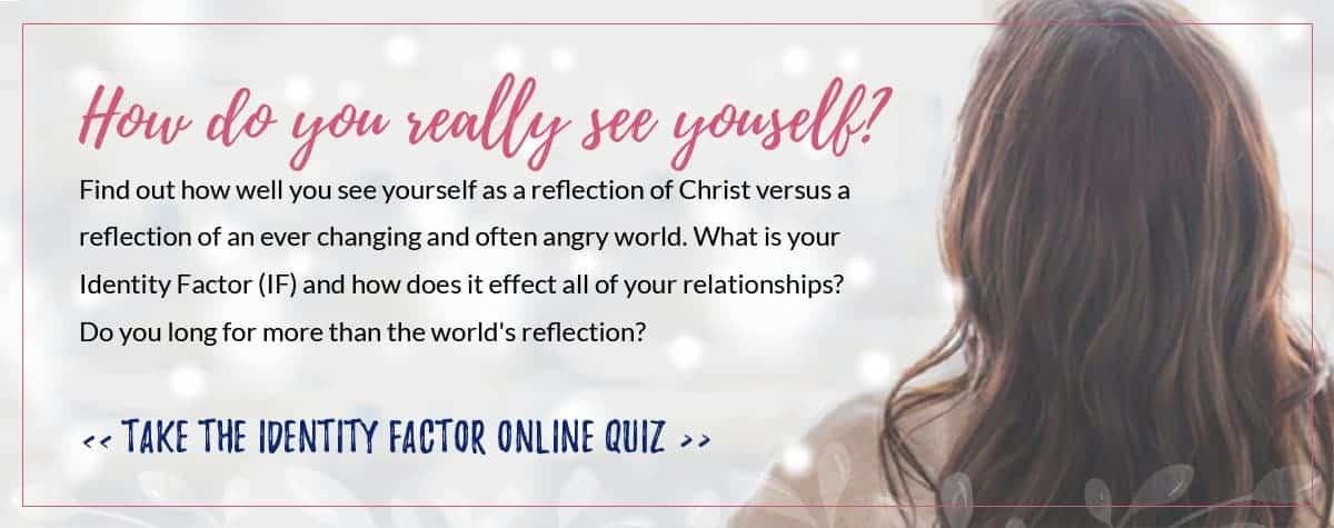 Lori Schumaker: Identity Factor Online Quiz