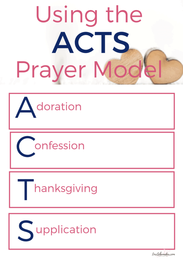 Universal image intended for acts prayer printable