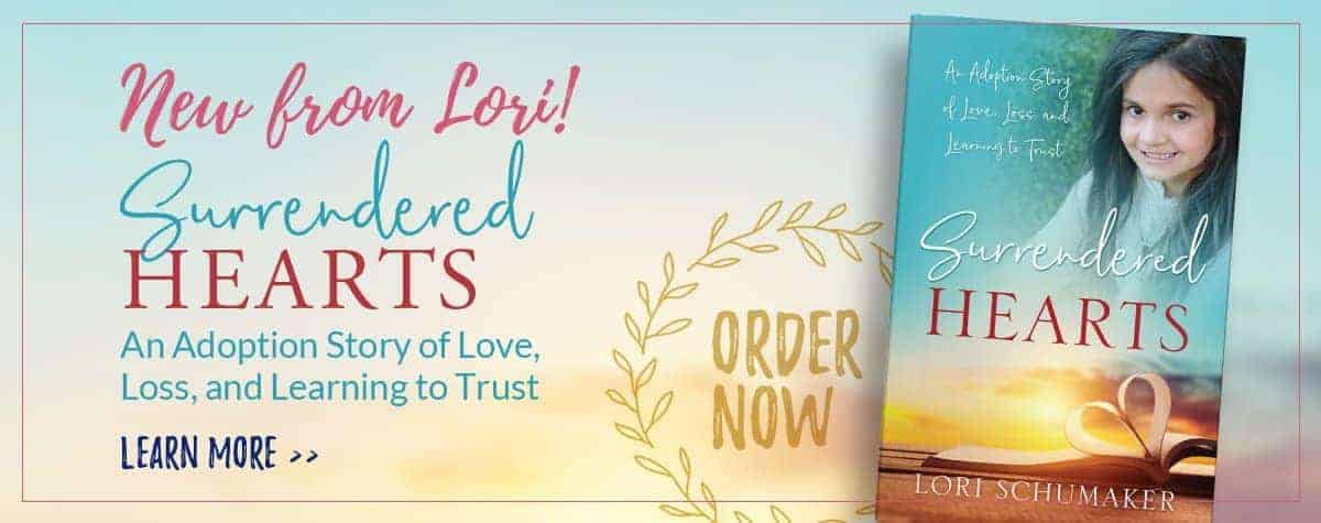 Lori Schumaker: Surrendered Hearts Book Release