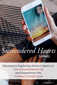 What does it look like to live a surrendered life in Christ? How do I experience the fullness of God's love? Both are the answer to experiencing wholeness, freedom, and joy on this side of the cross. | Lessons from the Surrendered Hearts book by Lori Schumaker | #surrenderedheartsbook #hope #livesurrendered #godslove #freedominchrist #joy