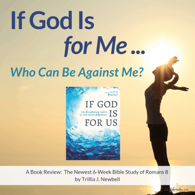 This study is for any woman in any season of life. It's a study for the woman wanting to fully grasp the depth of God's love and His commitment to us. This study will prepare, give hope, and provide insight into the power of the gospel and the glory of God. #romans8 #godslove #hope #bookreview #biblestudy #moodypublishers #trillianewbell